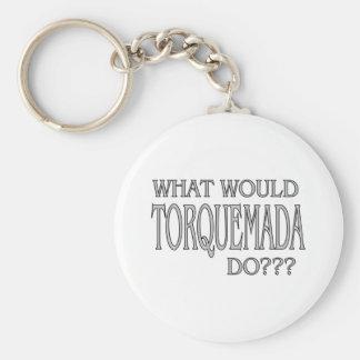 Torquemada Keychain