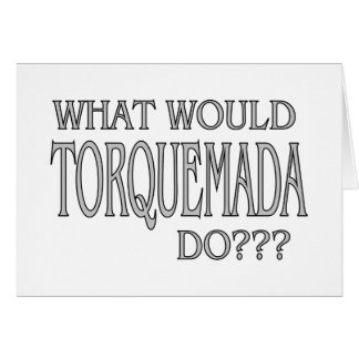 Torquemada Tarjeton
