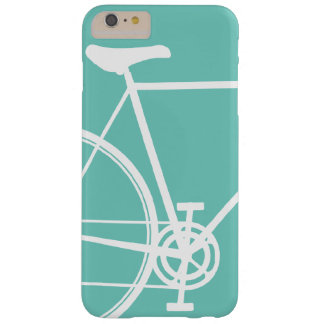Torquoise Abstract Bicycle Case-Mate Barely There Barely There iPhone 6 Plus Case