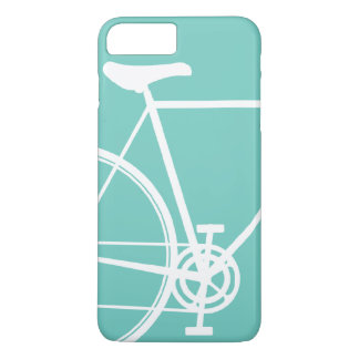 Torquoise Abstract Bicycle Case-Mate Barely There iPhone 7 Plus Case
