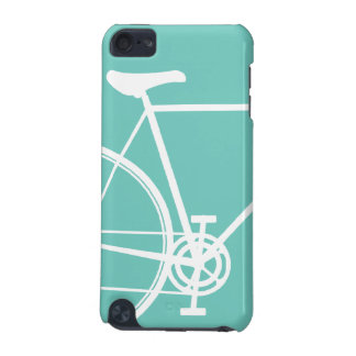 Torquoise Abstract Bicycle iPod Touch iPod Touch (5th Generation) Case