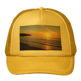 Torrance Beach Sunset Trucker Hat