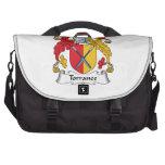 Torrance Family Crest Laptop Messenger Bag