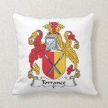Torrance Family Crest Pillows