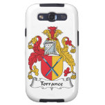 Torrance Family Crest Samsung Galaxy S3 Cases