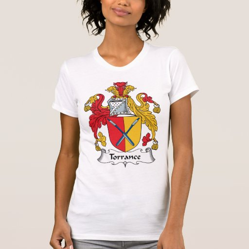 Torrance Family Crest T Shirts