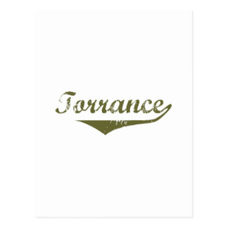 Torrance  Revolution t shirts Postcard