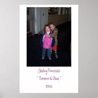 Torrance y Olivia Póster