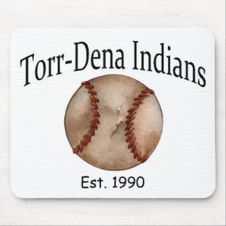 TorrDena Indians Est 1990 Mouse Pad