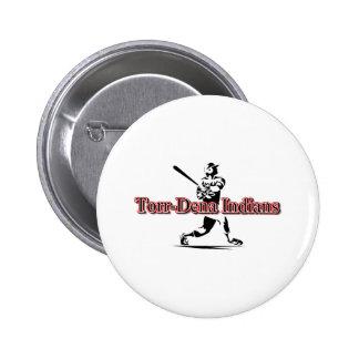 TorrDena Indians (Swing) Button