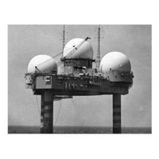 Torre 4 de Tejas Tarjeta Postal