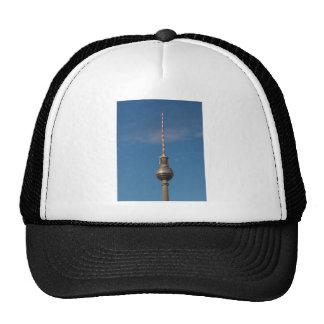 Torre Alexanderplatz Berlín de la televisión de Fe Gorros