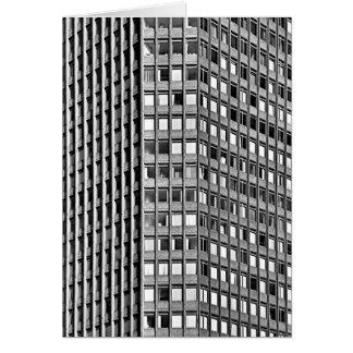 Torre capital, Cardiff, País de Gales, Reino Unido Tarjeta Pequeña