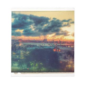 Torre cubana de la libertad en Miami 3 Bloc De Notas