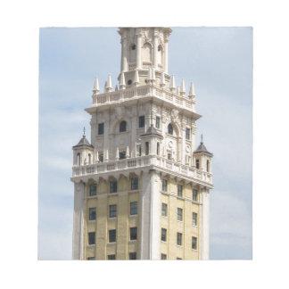 Torre cubana de la libertad en Miami Bloc De Notas