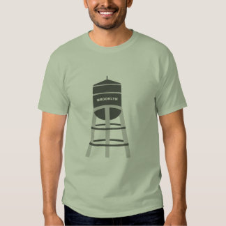 Torre de agua de Brooklyn Camisas