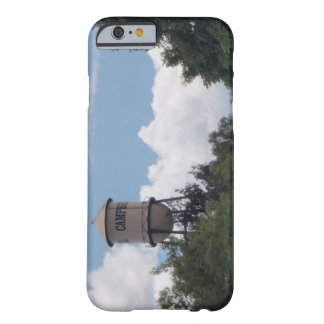 Torre de agua de Campbell, California Funda Para iPhone 6 Barely There