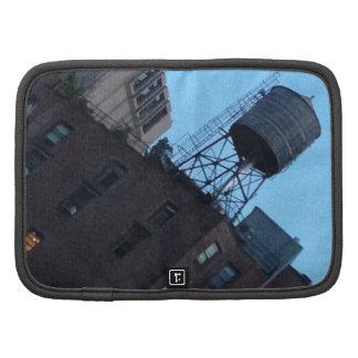 Torre de agua de NYC Planificador
