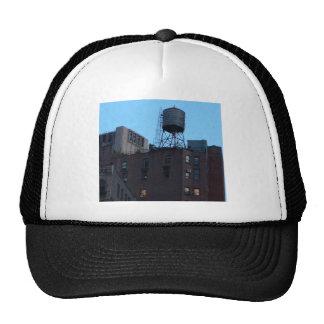 Torre de agua de NYC Gorro
