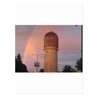 Torre de agua de Ypsilanti Postales