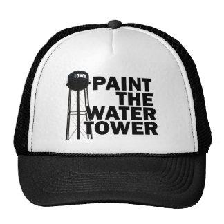 Torre de agua gorra