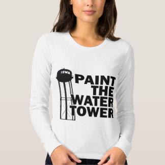 Torre de agua poleras