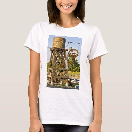 Torre de agua vieja playera