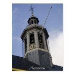 Torre de Amsterdam Tarjeta Postal