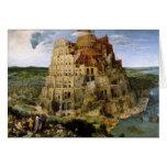 Torre de Babel - 1563 Felicitaciones