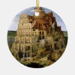 Torre de Babel - 1563 Ornamento De Navidad