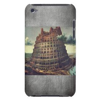 Torre de Babel de Pieter Bruegel Case-Mate iPod Touch Carcasa
