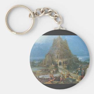 Torre de Babel de Pieter Bruegel Llavero