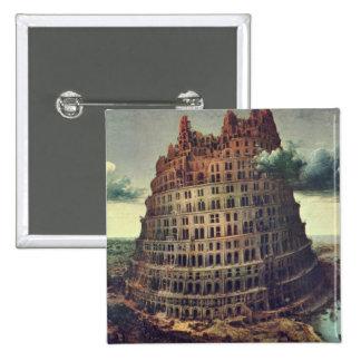 Torre de Babel de Pieter Bruegel Pin