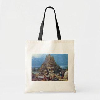 Torre de Babel por Bruegel D. Ä. Pieter Bolsa