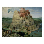 Torre de Babel Póster