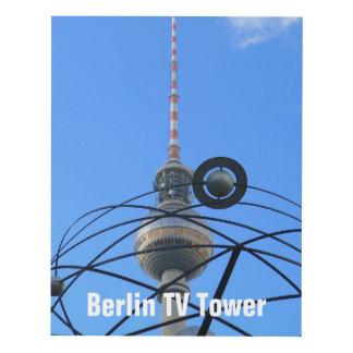Torre de Berlín TV, Alex
