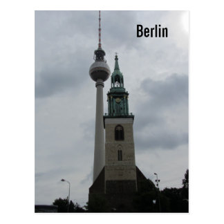 Torre de Berlín TV Postal