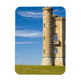 Torre de Broadway Inglaterra Imán Rectangular
