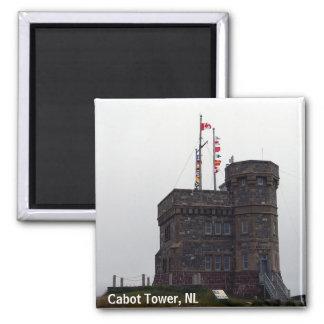 Torre de Cabot, imán de NL
