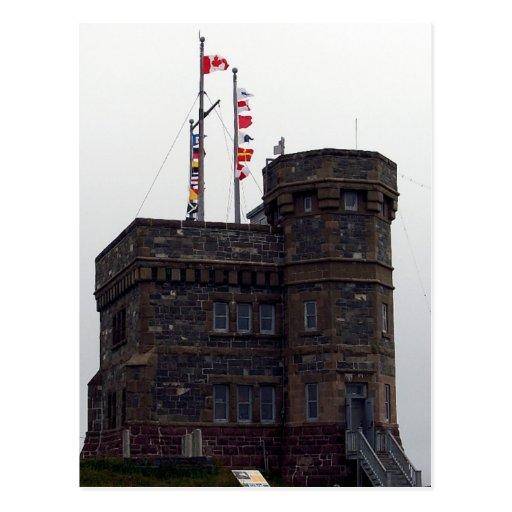 Torre de Cabot, postal de NL