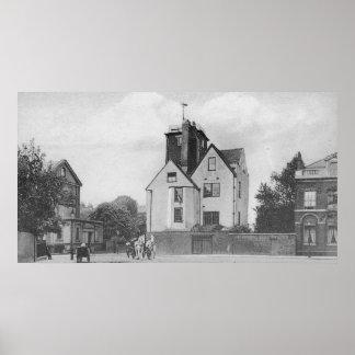 Torre de Canonbury Póster