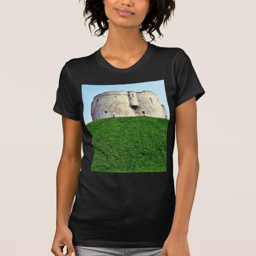 Torre de Cliffords en York Camisetas
