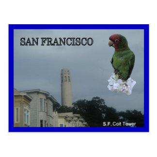 Torre de Coit de San Francisco