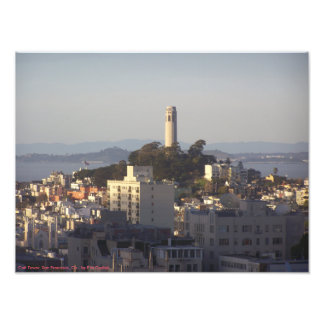 Torre de Coit - San Francisco, CA - por P.M.Dudiak Cojinete