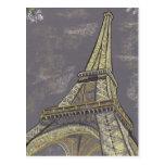 Torre de Eeifel Tarjetas Postales