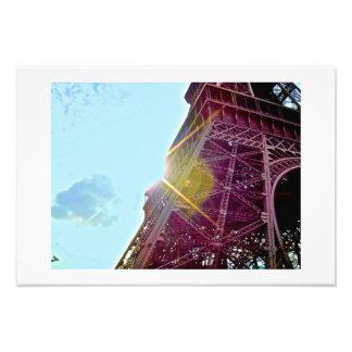 Torre de Eiffel París Foto