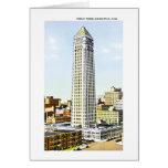 Torre de Foshay, Minneapolis, Minnesota Tarjeta De Felicitación