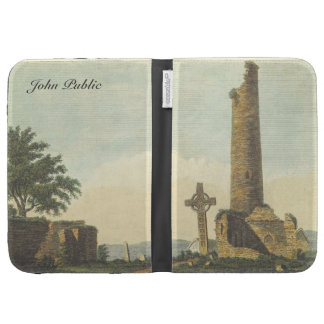 Torre de iglesia de Monasterboice Co Louth Irlanda
