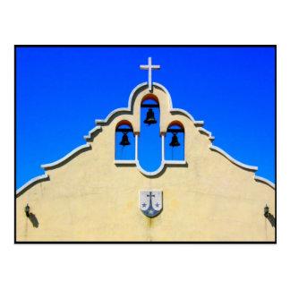 Torre de iglesia postales