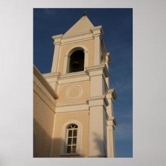 Torre de Iglesia San José Póster